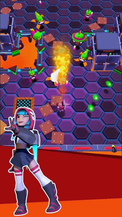 Frantic Shooter Screenshot