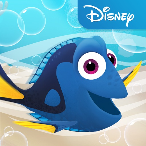 Finding Dory: Just Keep Swimmi... app for ipad