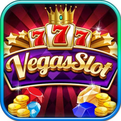 Achilles Warrior Vegas - Fun Jackpot 777 Slots Simulation with Fever Bonus Coins iOS App