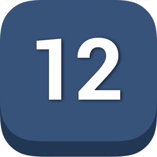 Just 12 iOS App