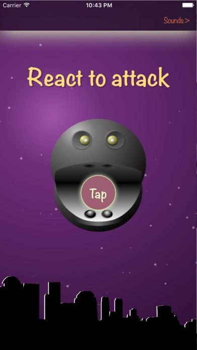 iReactToAttack Screenshot
