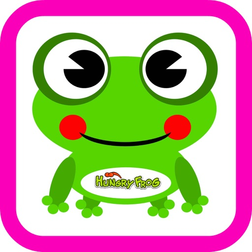 Hungry Frog ! iOS App