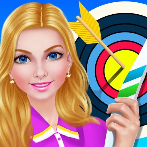 High School Girl - Archer Sports Team Salon iOS App