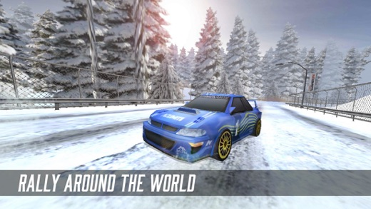 No Limits Rally Screenshot