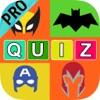 Comic Super Heroes Trivia Quiz Pro - Guess Who's The Superheroes