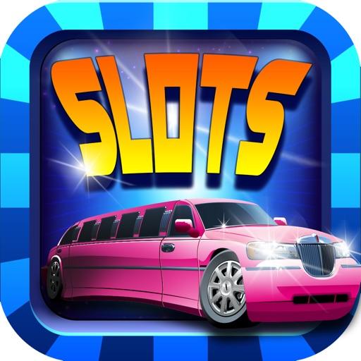 Celebrity Slot Machine Deluxe - All New, Real Vegas Casino Slot Machines iOS App