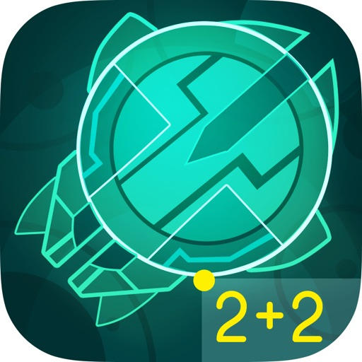 Math Vs Ufo's - Tricky Counting Prof iOS App