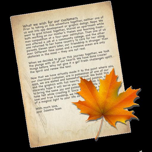 Story Leaf