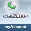 Flextel - myAccount icon