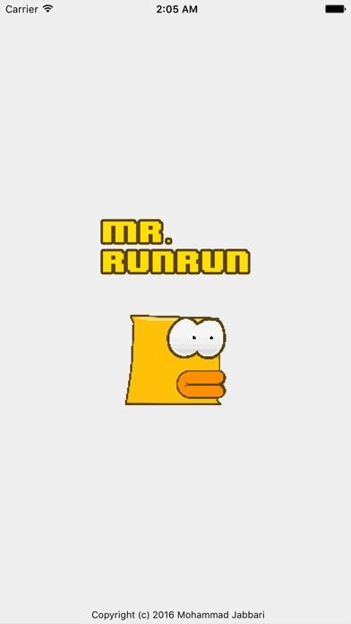 Mr.RunRun Screenshot