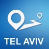 Tel Aviv, Israel Offline GPS Navigation & Maps