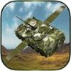 Russian Tank Flying Battle Sim