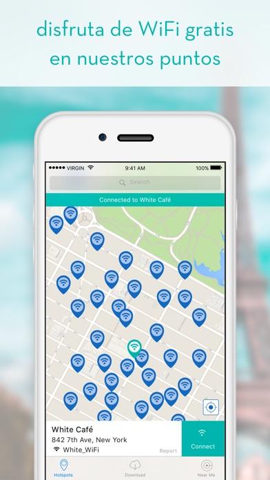 download Wiffinity - Acceso a internet y contraseñas WIFI apps 3