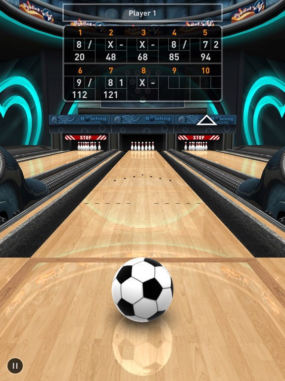 Bowling Game 3D Plus Screenshots