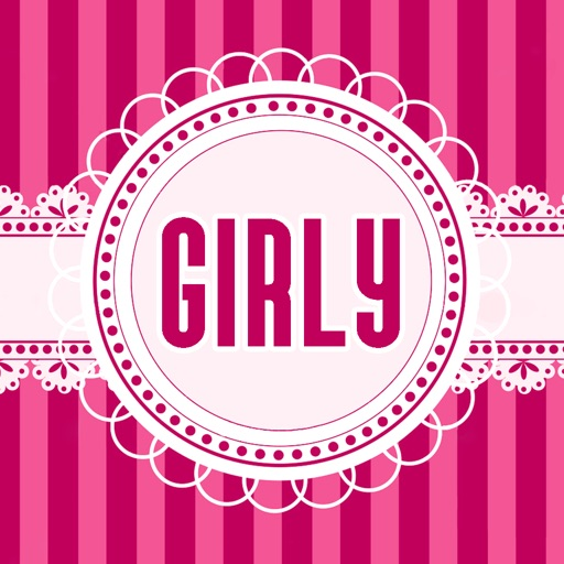 Home And Lock Screen Wallpapers: Girly Wallpapers & Backgrounds In Pink