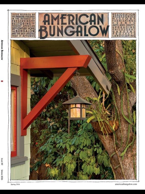 American Bungalow Magazine Im App Store