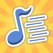 Note Rush - Music Note Reading Flashcards Game that uses your Real Piano or any other Instrument!