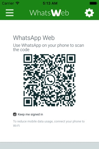 WhatsWeb by App2One Limited
