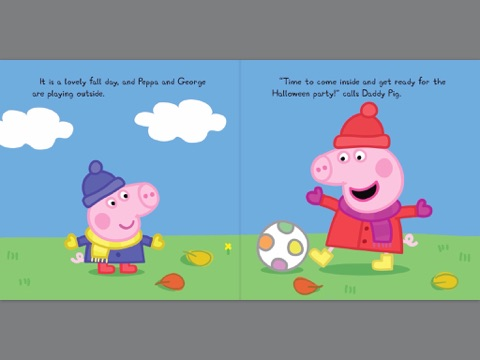 Peppa's Halloween Party (Peppa Pig: 8x8) by Scholastic on iBooks