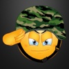 Army Emojis Keyboard Memorial Day Edition by Emoji World