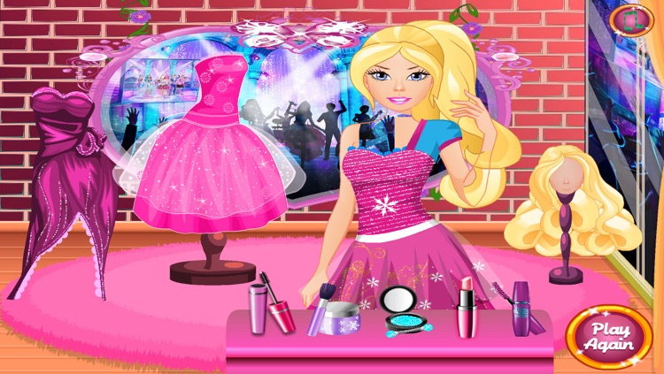 Sofia the First dinner dress - Sweetheart Princess love makeup, Cinderella Beauty Diary, girls