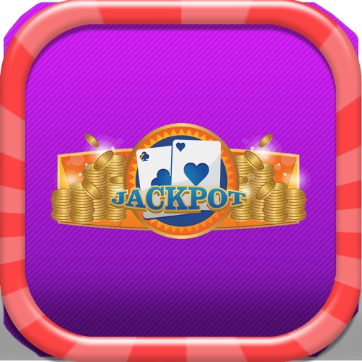 Casino Jackpot Money in the Letters - Machines Free Slots Game iOS App