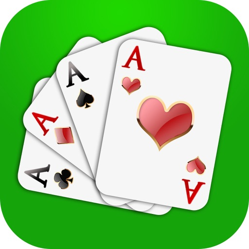 Solitaire - Klondike Classic Single Player card game iOS App