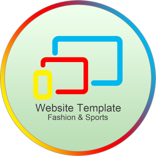 Website Template(Fashion & Sports) With Html Files Pack2
