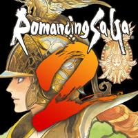 SQUARE ENIX INC - ロマンシング サガ2 artwork