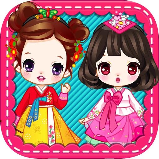 闺蜜小时代 - 明星姐妹换装物语,儿童教育女生游戏大全