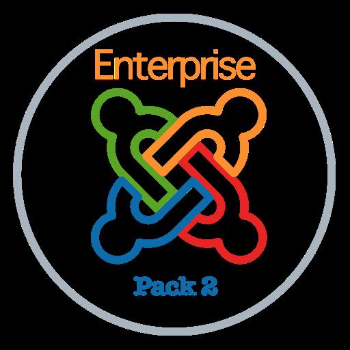 Website Design - Package Two for Enterprise Templates