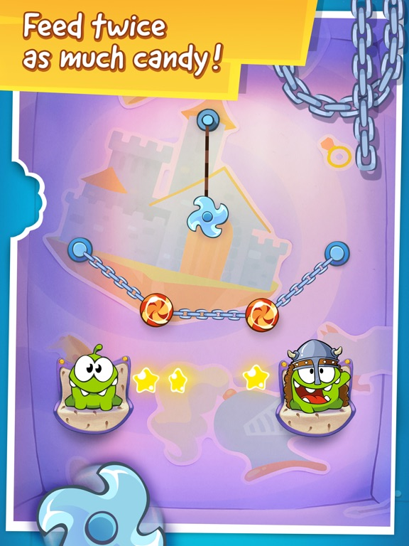 Screenshot #4 for Cut the Rope: Time Travel™