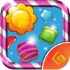 Jelly Drop : Match Gummy Splash Puzzle mania