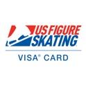 U.S. Figure Skating Visa icon