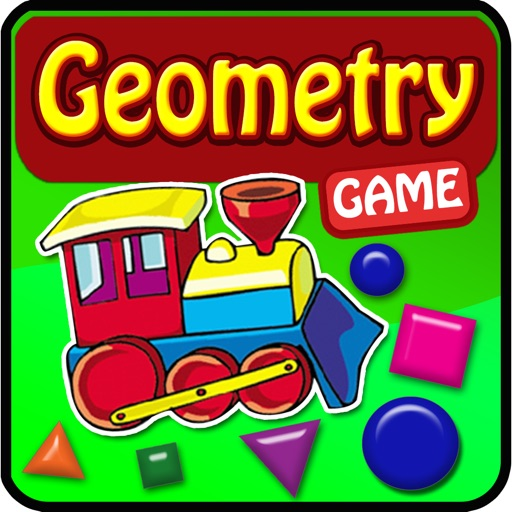 Geometry - Math Game for Kids Learning for Fun iOS App