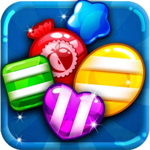 Jelly Candy Macth 3 iOS App