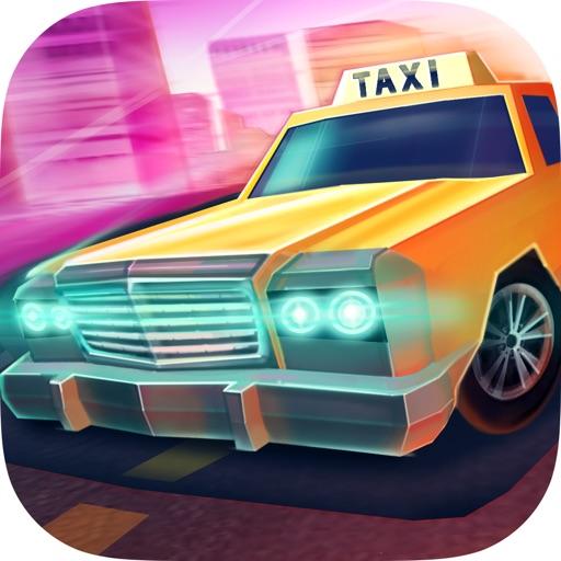 Taxi Simulator 3D - City Drive iOS App