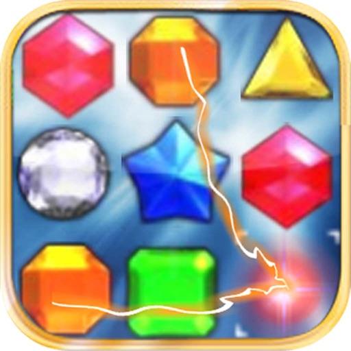 Jewel Match - Match 3 jewels and challenge friends iOS App