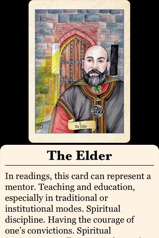 Fellowship of the Fool Tarot screenshot 4