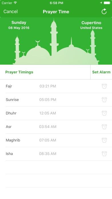 Islam with Prayer Times, Azan, Quran, Qibla, Ramadan رمضانلقطة شاشة4