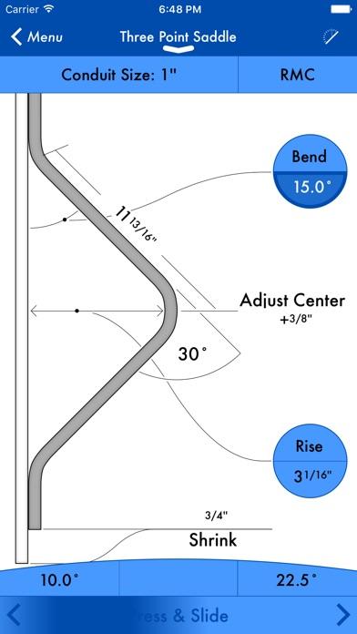 download QuickBend: Conduit Bending Calculator apps 0