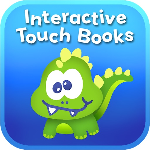 Interactive Touch Books - for Kids iOS App