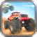 Super Monster Car Hill Road Driving : Real Heroes Racing Games !