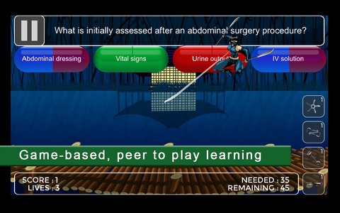 NCLEX RN & PN Exam Review Qbank screenshot 2