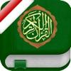 Al Quran Tajweed in Indonesian Bahasa and in Arabic