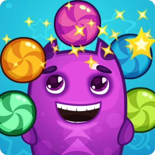 Bubble Bom: Shooter Color Ball iOS App