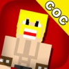 COC Skins Booth - Pixel Art of Clash of Clans Characters for MineCraft Pocket Edition