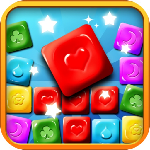 Candy Frozen Smasher iOS App