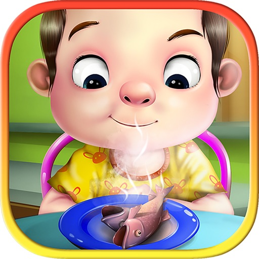 Kitchen Kids Cooking Chef : let's cook the most delicious food ! iOS App