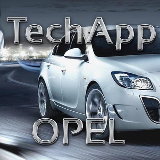 TechApp для Opel